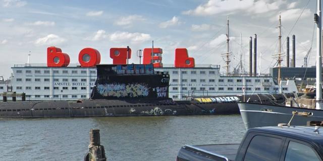 Stadsdeel wil voortraject starten voor wegslepen NDSM-onderzeeboot