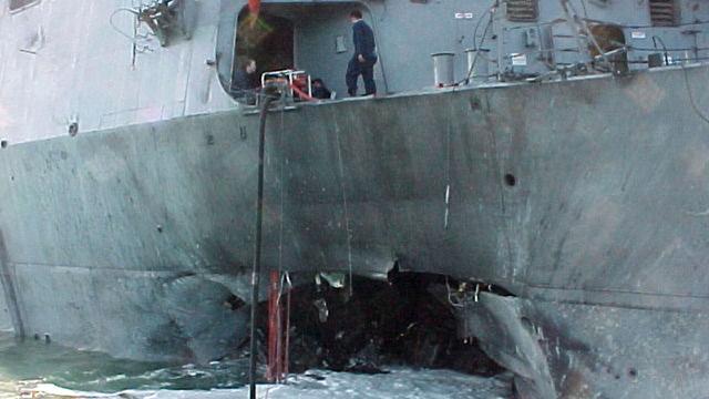 VS doodt aanslagpleger Amerikaans marineschip USS Cole