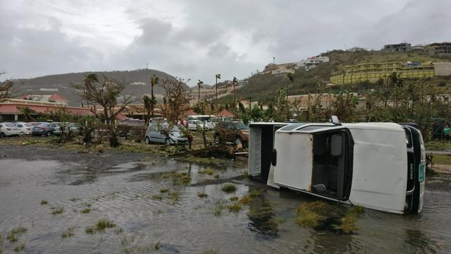 Wederopbouw Sint Maarten gaat honderden miljoenen euro's kosten
