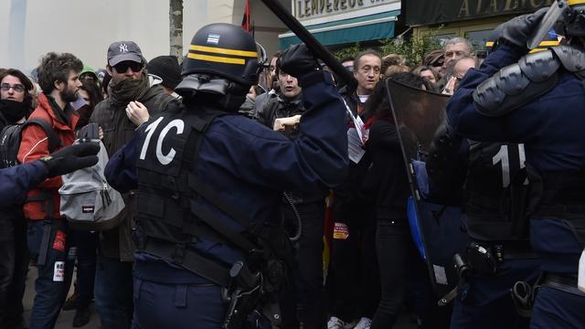 Tientallen arrestaties na nieuwe rellen in Parijs