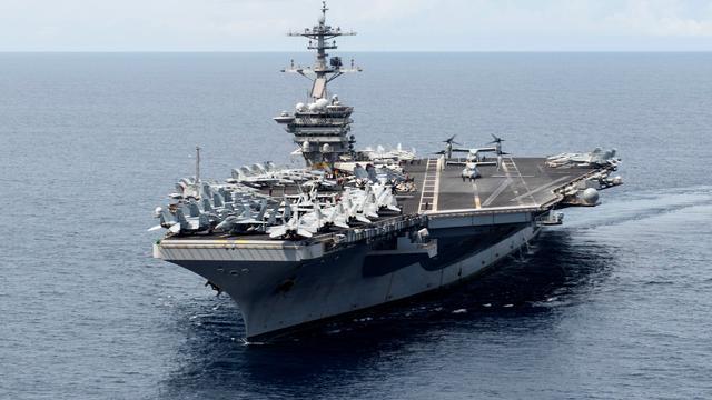 Marine-officier VS beschuldigd van spionage