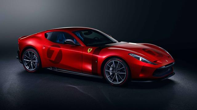 Ferrari bouwt unieke Omologata in opdracht van vermogende klant