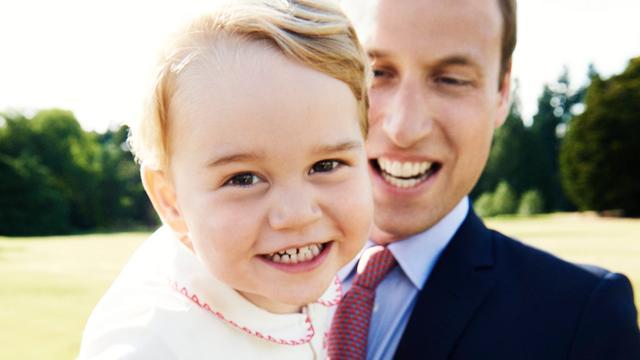 Prins William kijkt uit naar kerst met 'springerige' zoon George
