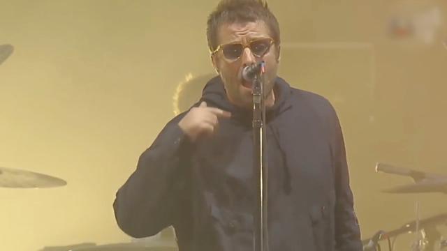 Liam Gallagher loopt weg van optreden vanwege stemklachten