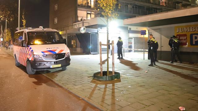 Vijf aanhoudingen in Scheveningen en Escamp na ongeregeldheden