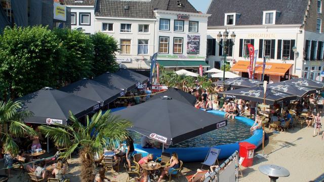 Weekendtips Breda: Stadsstrand en platenbeurs