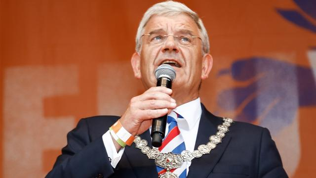 Jan van Zanen voorgedragen voor tweede termijn als burgemeester Utrecht