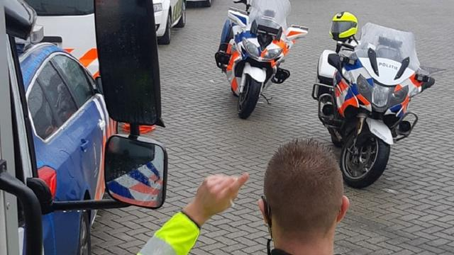 Negen mensen aangehouden bij grote verkeerscontrole Utrecht