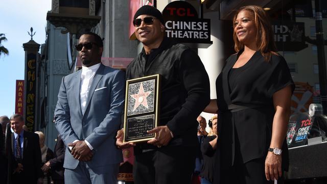 LL Cool J krijgt ster op Walk of Fame