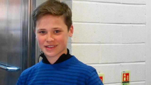 Schotse balletdanser Jack Burns overleden op 14-jarige leeftijd