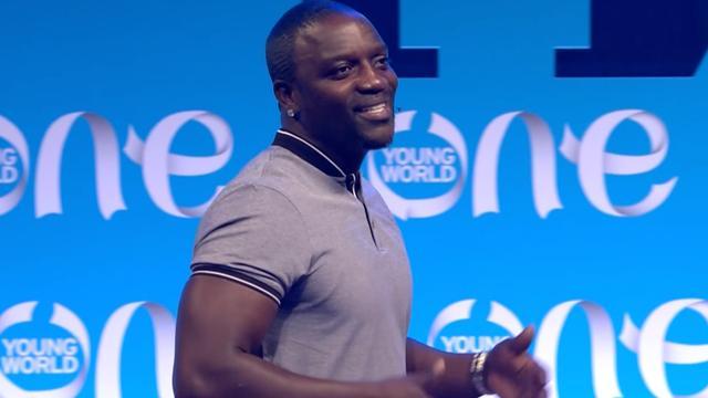 Akon: 'Ben veranderd door ontmoetingen met sterren'