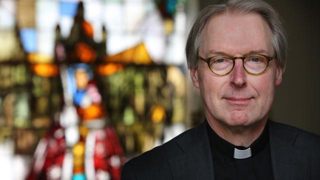 Paus benoemt Gerard de Korte als nieuwe bisschop Den Bosch