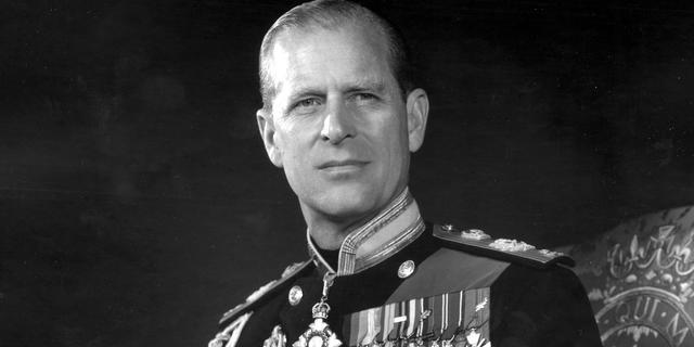 Profiel: Prins Philip (99) was een onbehouwen man met het hart op de tong