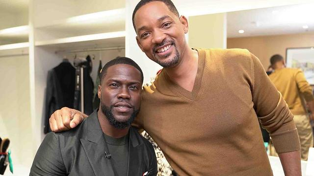 Will Smith en Kevin Hart samen in remake Planes, Trains & Automobiles