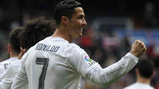Ronaldo wil contract tot medio 2018 uitdienen bij Real Madrid