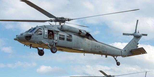 Lockheed profiteert van overname helikopterbouwer Sikorsky