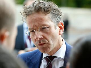 Oud-minister stond midden in crisis met Griekenland