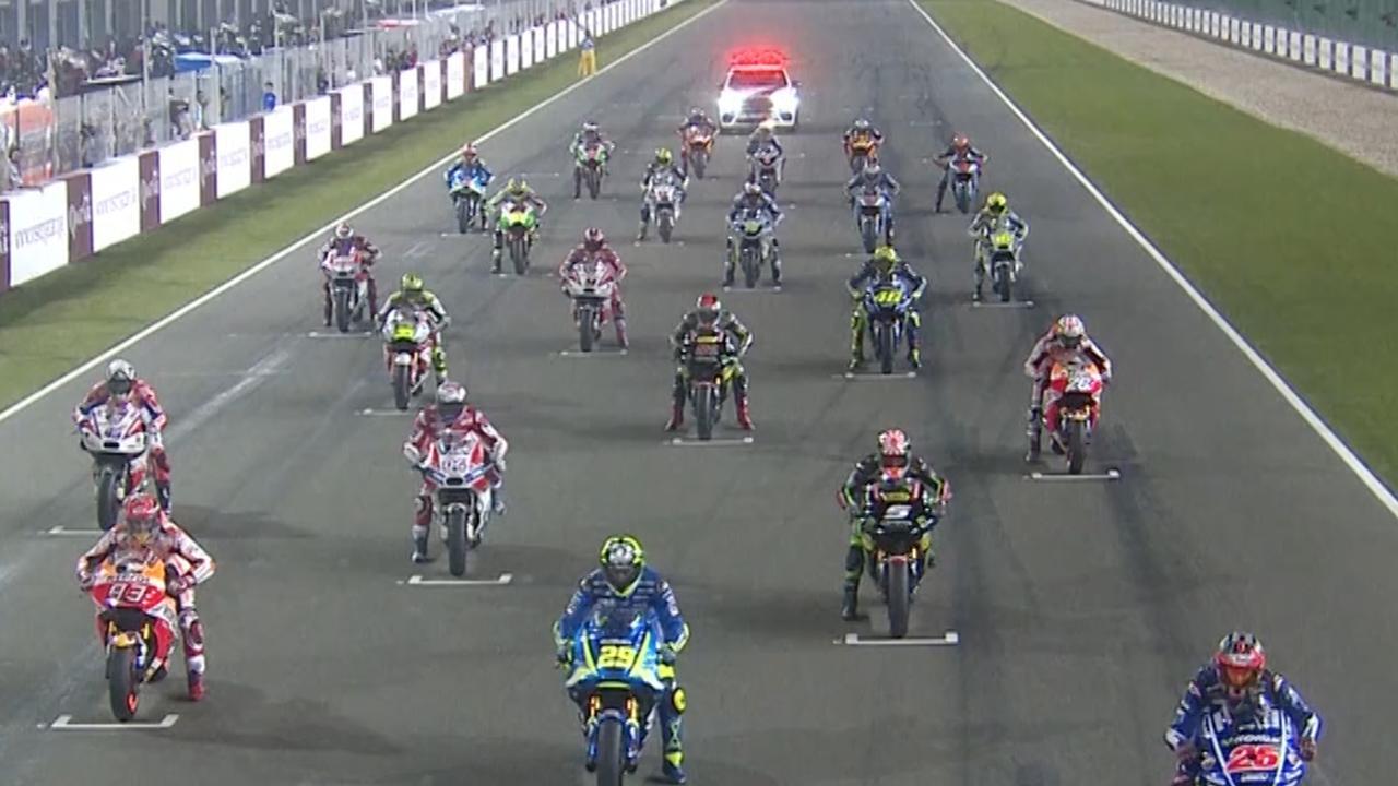 Viñales kent perfect debuut voor Yamaha bij opening MotoGP-seizoen