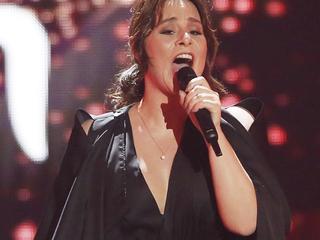 Door Anouk geschreven liedje bleek niet sterk genoeg voor finale