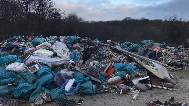 Meer dan duizend opruimers gaan naar Schiermonnikoog