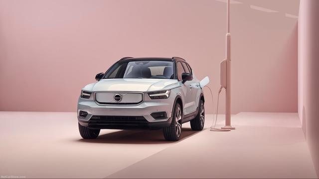 Volvo mikt op volledig elektrische auto in 2019