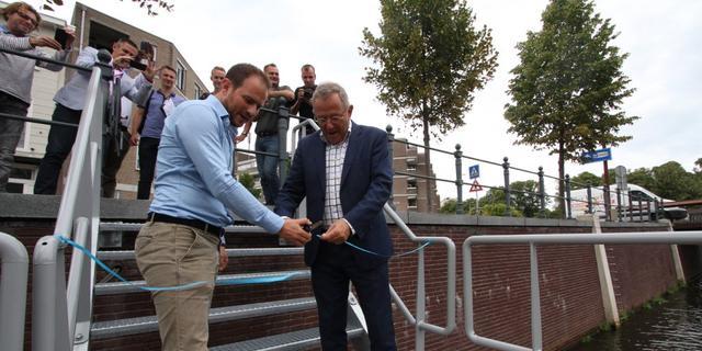 Breda heeft er 120 meter aanlegsteiger bij