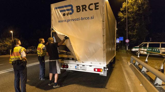 '1,4 biljoen euro schade door grenscontroles EU'