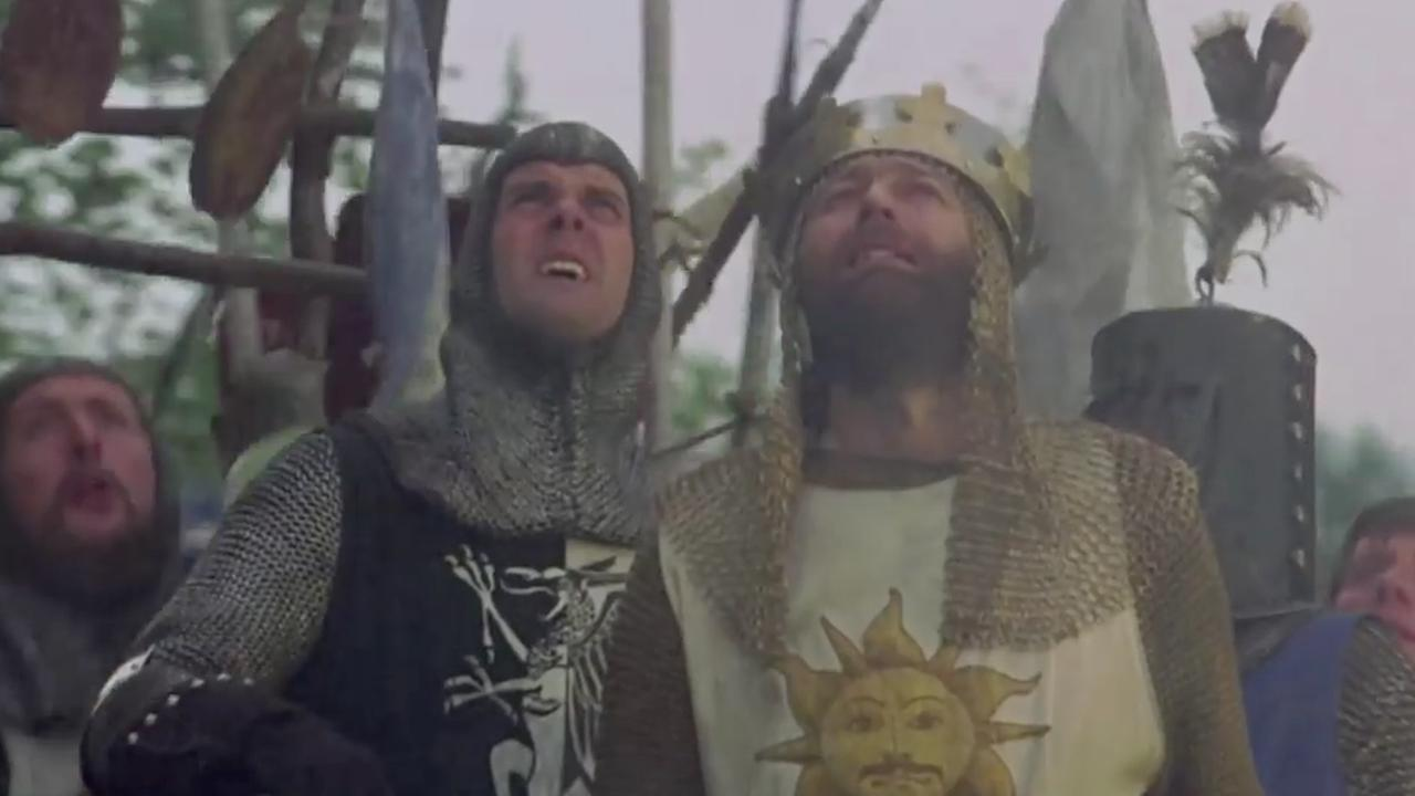 Monty Python and the Holy Grail 40th Anniversary - Trailer