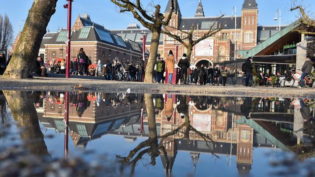 'Amsterdam is meest culturele stad ter wereld'