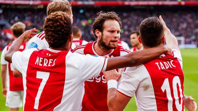 Reacties na 3-1-zege Ajax op PSV in enerverende topper (gesloten)