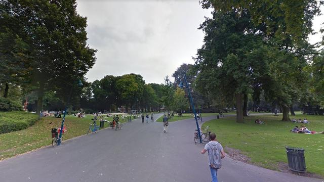 Park Valkenberg krijgt regenboogpad in juli