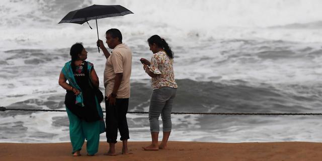 Cycloon Fani toegenomen in kracht, 1,2 miljoen Indiërs geëvacueerd