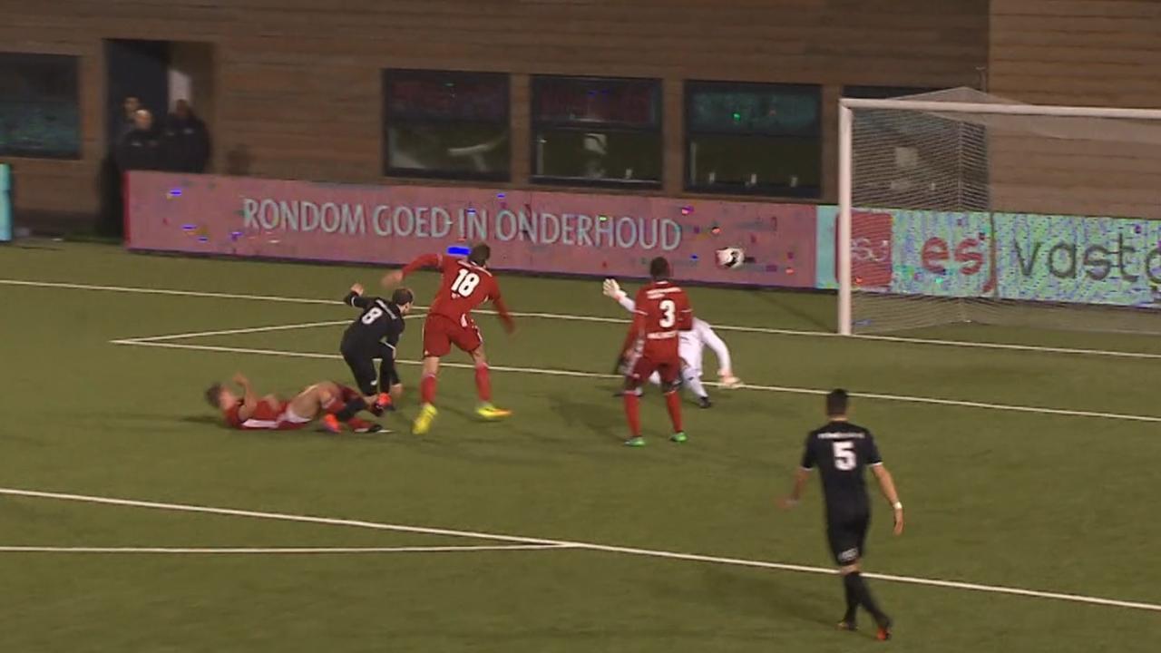 Samenvatting Almere City FC - FC Emmen (3-1)