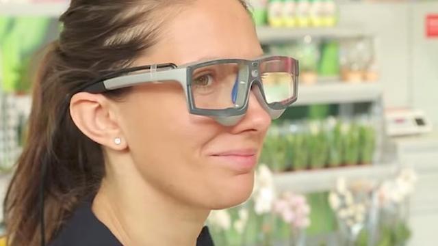 Apple koopt Duits bedrijf achter bril die oogbewegingen meet