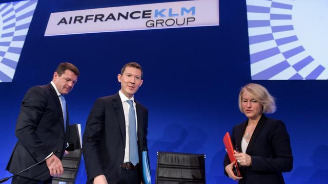'Fransen bij Air France-KLM denken meer aan macht dan winst'