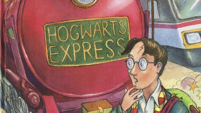Harry Potter-boek van eerste druk levert recordbedrag van 60.000 pond op