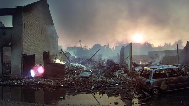 Deel onderzoek vuurwerkramp Enschede was 'onzorgvuldig'