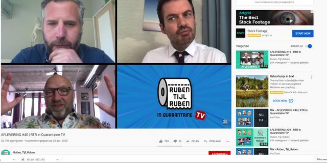 Comedians zoeken online naar inkomsten: volle zalen trekken via YouTube