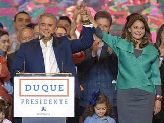 De rechtse kandidaat krijgt 54 procent van de stemmen