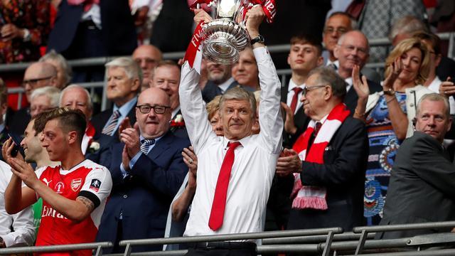 Arsenal verovert FA Cup ten koste van Chelsea voor dertiende keer