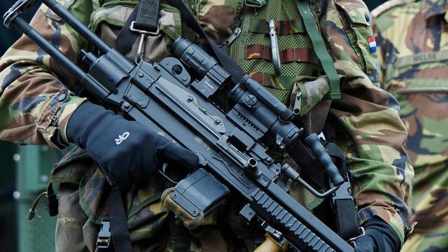 Militair om het leven gekomen bij schietoefening in Ossendrecht
