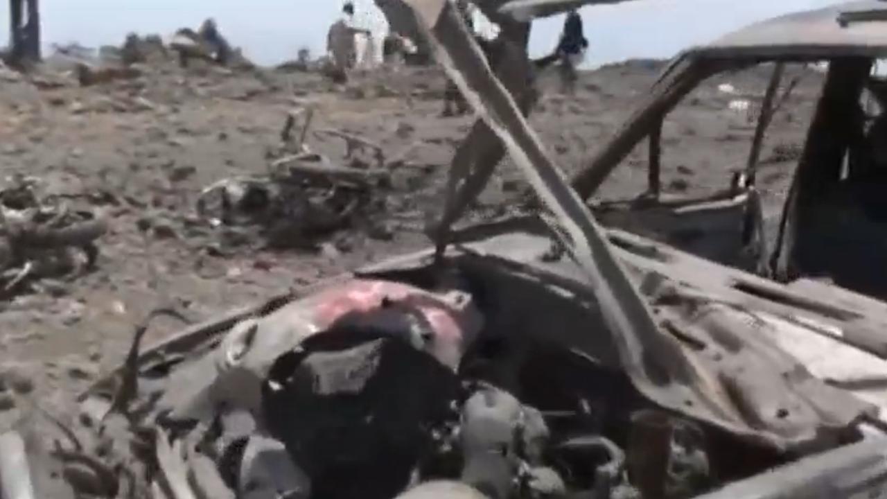 Ravage in Jemen na luchtaanvallen