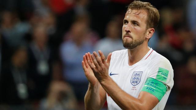 Kane: 'Verlies in halve finale WK doet ons heel veel pijn'