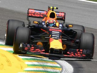 Hamilton wederom snelste op Interlagos