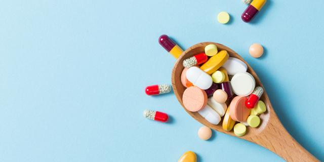 Heeft het slikken van vitaminepillen effect?
