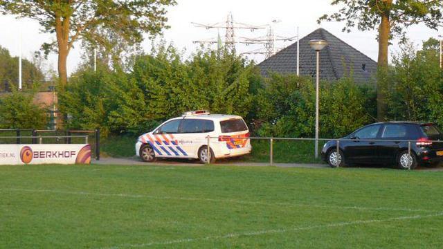 Man overleden na klap op voetbalclub Almelo