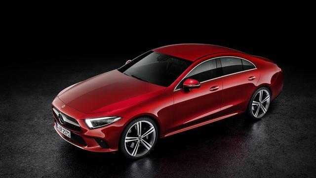 Derde generatie Mercedes-Benz CLS gepresenteerd
