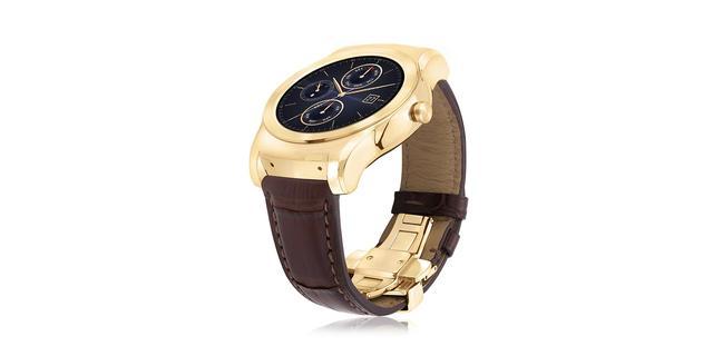 LG maakt gouden versie van Watch Urbane