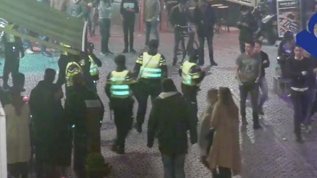 Filmpje mishandeling politie online gezet