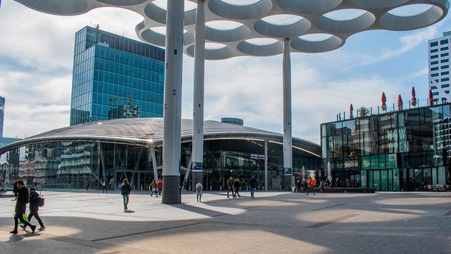 Lege straten in Utrecht na nieuwe maatregelen coronavirus